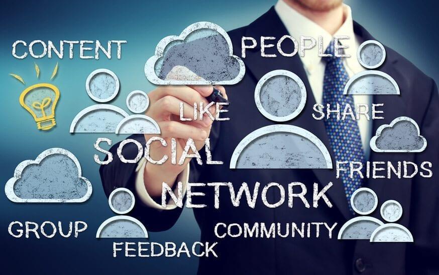 web-user-engagement-concept