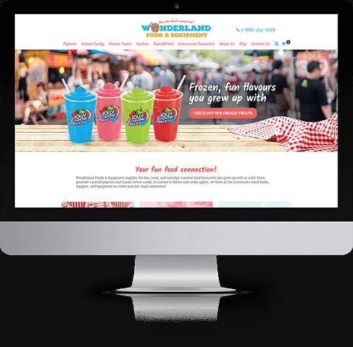 website-design-wonderland-food